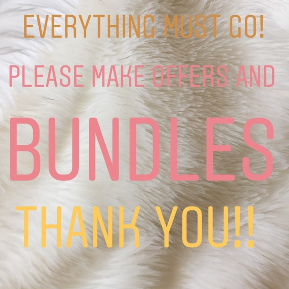 Urban Outfitters Other - Bundles and Offers! 💕